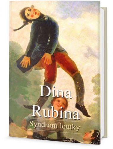 Dina Rubina: Syndrom loutky cena od 311 Kč