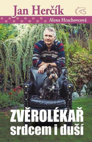 Jan Herčík, Alena Hrachovcová: Zvěrolékař srdcem i duší cena od 103 Kč