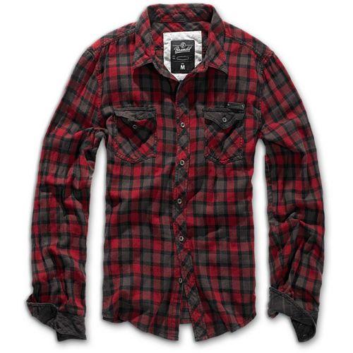 Brandit Check Shirt Duncan 1/1 košile