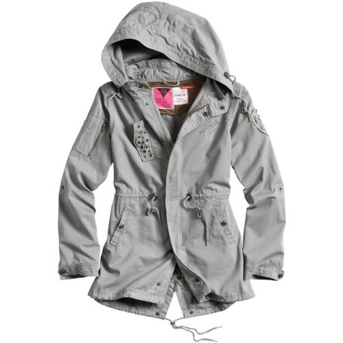 Surplus Parka Ladies Bunda