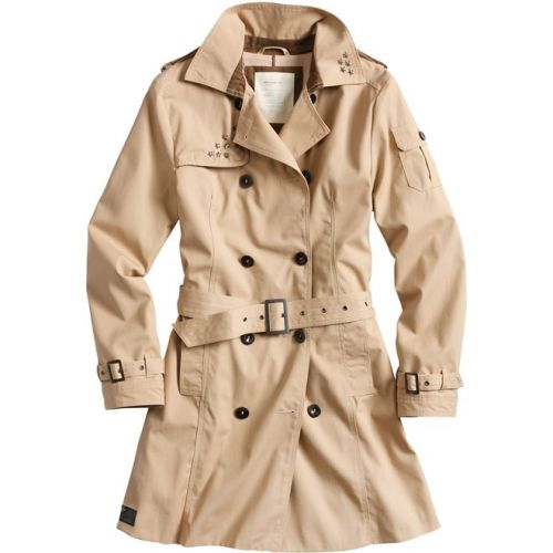 Surplus Trenchcoat Women Bunda