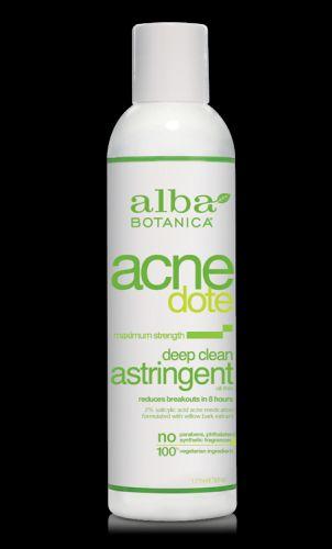 Alba Botanica ACNEdote hloubkově čistící astringent 177 ml