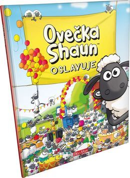 Ovečka Shaun oslavuje cena od 120 Kč
