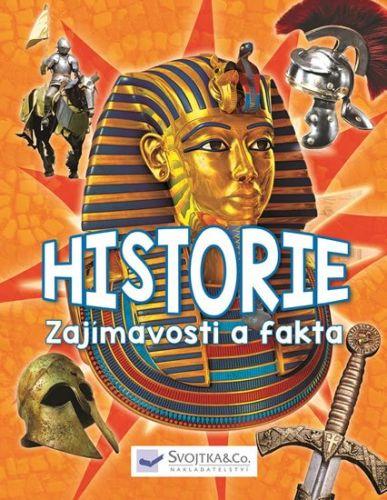 Historie - Zajímavosti a fakta cena od 317 Kč
