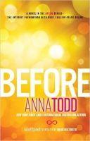 Anna Todd: Before - EN cena od 216 Kč