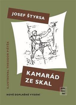 Josef Štyrsa: Kamarád ze skal cena od 205 Kč