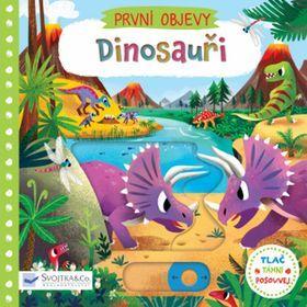 Dinosauři - První objevy cena od 114 Kč