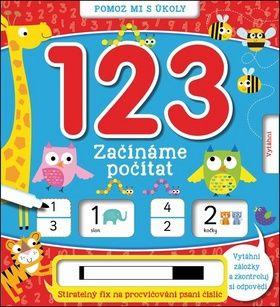 123 Začínáme počítat cena od 157 Kč