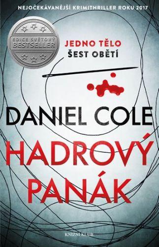 Daniel Cole: Hadrový panák cena od 279 Kč