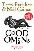 Terry Pratchett, Neil Gaiman: Good Omens cena od 176 Kč