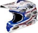Shoei VFX-W K-DUB TC-2 helma