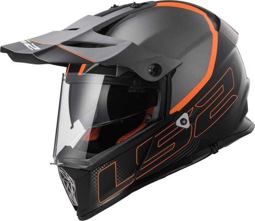 LS2 MX436 PIONEER ELEMENT helma