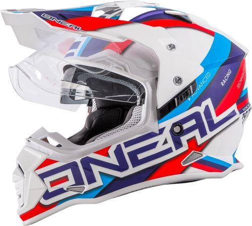 ONEAL Sierra II CIRCUIT helma