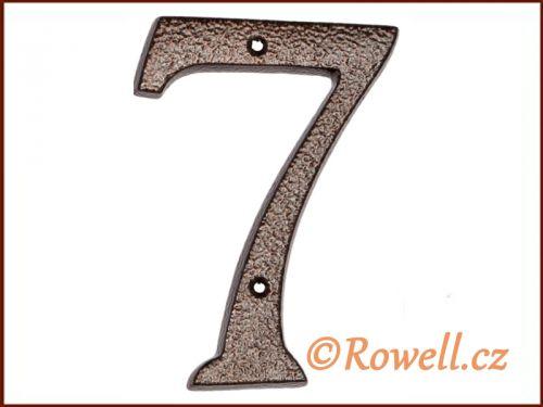 """Rowell C4 Číslice 145 """"""""7"""""""""""