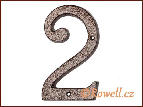 """Rowell C4 Číslice 145 """"""""2"""""""""""
