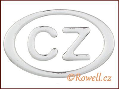 Rowell LCZE 110 znak CZ 110 mm