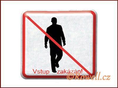 Rowell NZ Zákaz vstupu
