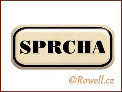 Rowell NSD sprcha