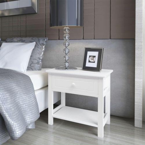 vidaXL 242871 Noční stolek