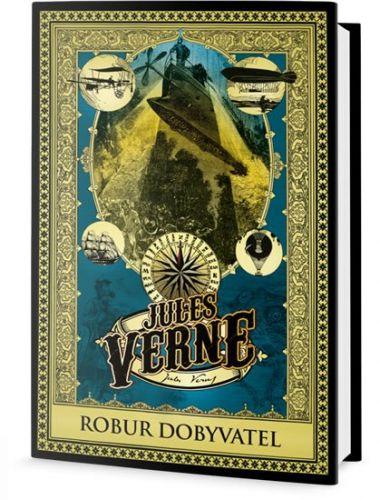 Jules Verne: Robur Dobyvatel cena od 233 Kč