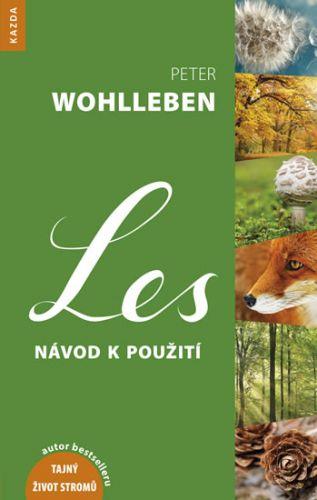 Peter Wohlleben: Les cena od 220 Kč