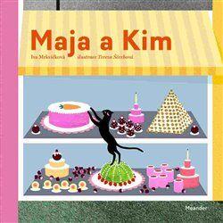 Iva Mrkvičková: Maja a Kim cena od 224 Kč