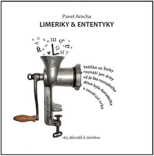 Pavel Amcha: Limeriky a ententýky cena od 113 Kč