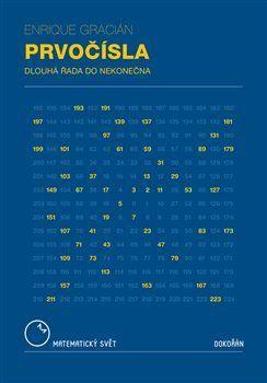 Enrique Gracián: Prvočísla cena od 225 Kč