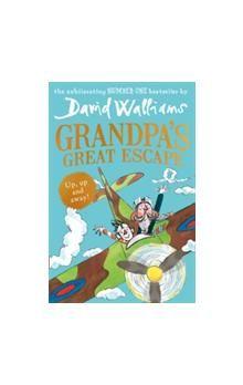 David Walliams: Grandpa's Great Escape cena od 235 Kč