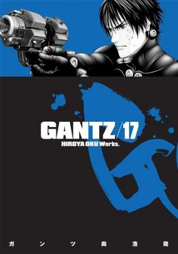 Hiroja Oku: Gantz 17 cena od 101 Kč
