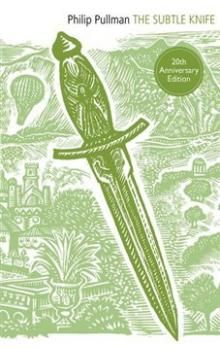 Philip Pullman: The Subtle Knife cena od 215 Kč