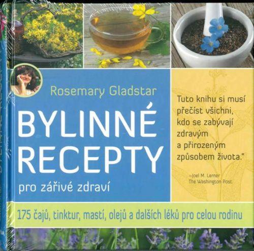 Rosemary Gladstar: Bylinné recepty pro zářivé zdraví cena od 370 Kč