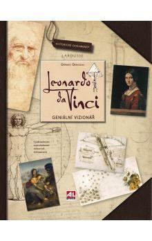 Gérard Denizeau: Leonardo da Vinci - Geniální vizionář cena od 636 Kč