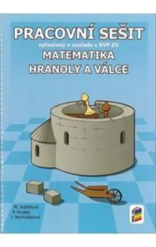 Matematika - Hranoly a válce - Pracovní sešit cena od 38 Kč