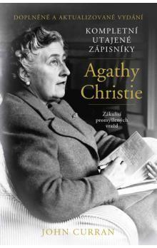 John Curran: Kompletní utajené zápisníky Agathy Christie cena od 309 Kč