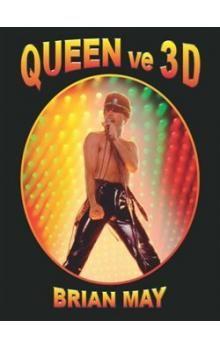 Brian May: Queen ve 3D cena od 1179 Kč