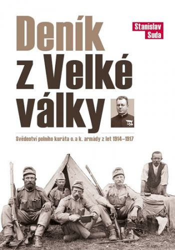 Stanislav Suda: Deník z Velké války cena od 299 Kč