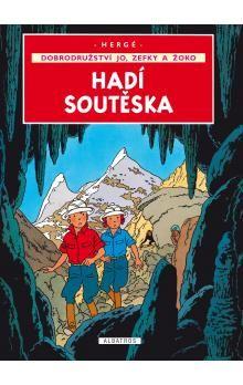 Hergé: Hadí soutěska cena od 141 Kč