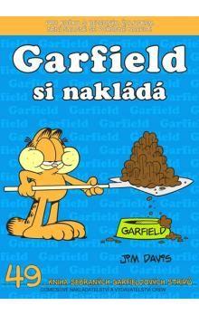 Jim Davis: Garfield si nakládá cena od 66 Kč