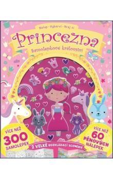 Princezna - Samolepkové království cena od 112 Kč
