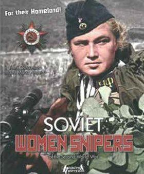 Youri Obraztsov, Maud Anders: Sovětské odstřelovačky v druhé světové válce cena od 149 Kč