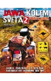 Pavel Suchý: Jawa kolem světa 2 cena od 276 Kč