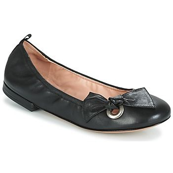 Marc Jacobs VENICE ROUND TOE BOW boty