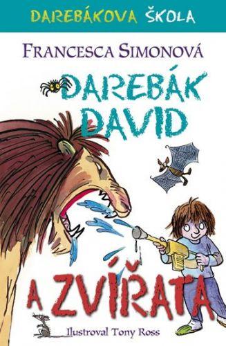 Francesca Simon: Darebák David a zvířata cena od 137 Kč