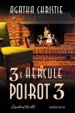 Agatha Christie: 3x Hercule Poirot 3 cena od 269 Kč