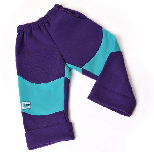 Adry Dětské polo softshellové kalhoty