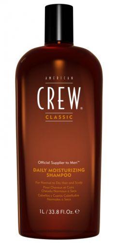 American Crew Daily Moisturizing Shampoo MAXI 1000 ml