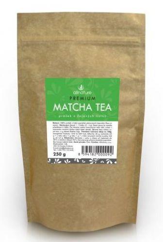 Allnature Matcha Tea Premium 250 ml cena od 329 Kč