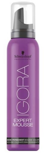 Schwarzkopf Professional Igora Expert Mousse 8-1 100 ml
