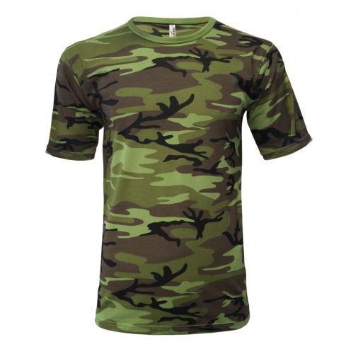 Alex Fox Camouflage triko